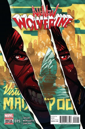 ALL NEW WOLVERINE #15