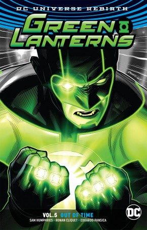GREEN LANTERNS VOLUME 5 OUT OF TIME GRAPHIC NOVEL