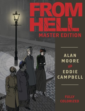 FROM HELL MASTER EDITION HARDCOVER