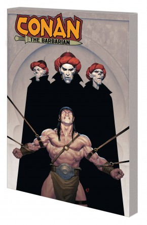 CONAN THE PEOPLE OF THE BLACK CIRCLE AND OTHER STORIES GRAPHIC NOVEL