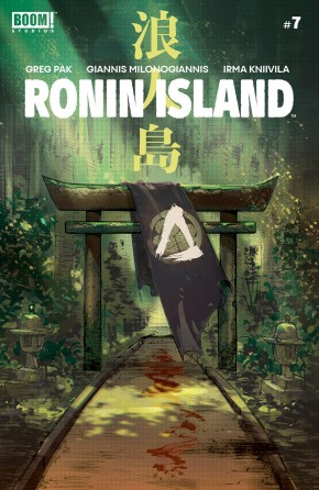 RONIN ISLAND #7