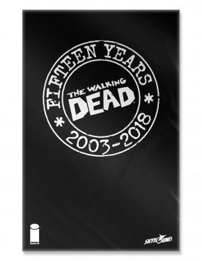WALKING DEAD #92 15TH ANNVERSARY BLIND BAG WALKER VARIANT