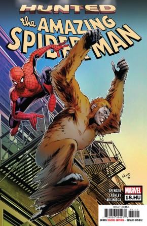 AMAZING SPIDER-MAN #18.HU (2018 SERIES)