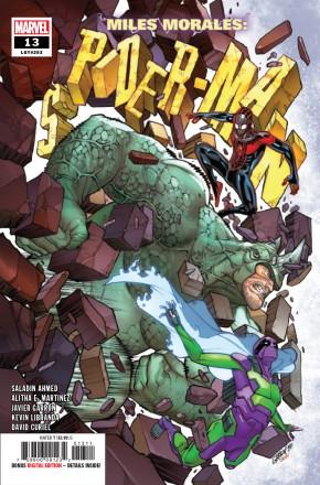 MILES MORALES SPIDER-MAN #13 (2018 SERIES)