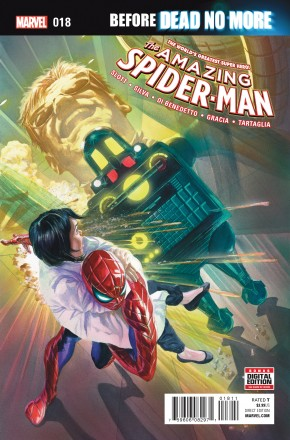 AMAZING SPIDER-MAN #18 (2015 SERIES)