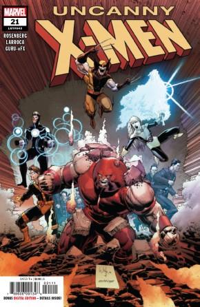 UNCANNY X-MEN #21 (2018 SERIES)