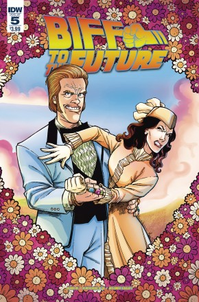 BACK TO THE FUTURE BIFF TO THE FUTURE #5
