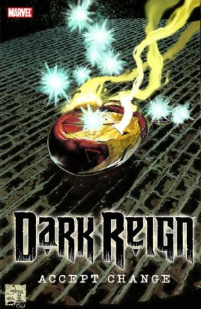 DARK REIGN ACCEPT CHANGE GRAPHIC NOVEL