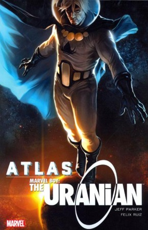 ATLAS MARVEL BOY THE URANIAN GRAPHIC NOVEL