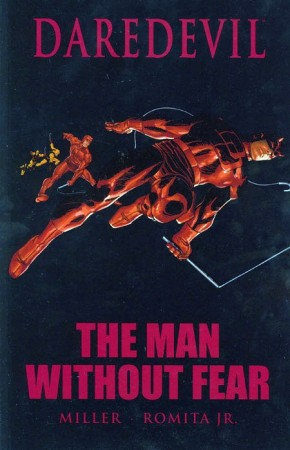 DAREDEVIL THE MAN WITHOUT FEAR GRAPHIC NOVEL