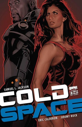 Cold Space #3 (Cover B)