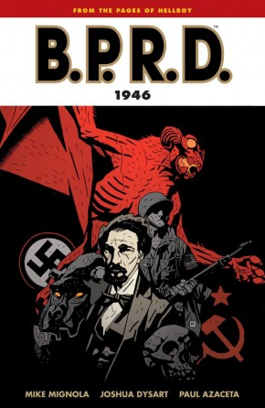 BPRD VOLUME 9 1946 GRAPHIC NOVEL