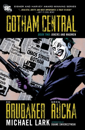 GOTHAM CENTRAL BOOK 2 JOKERS AND MADMEN GRAPHIC NOVEL