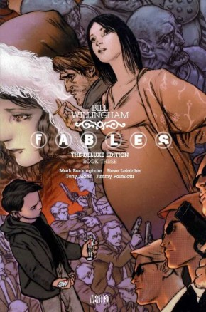 FABLES VOLUME 3 DELUXE EDITION HARDCOVER
