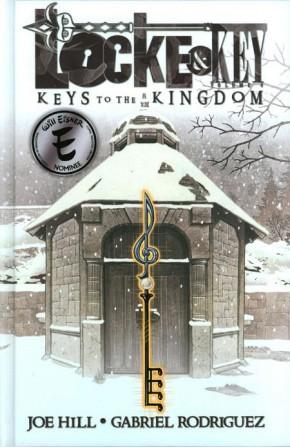 LOCKE AND KEY VOLUME 4 KEYS TO THE KINGDOM HARDCOVER