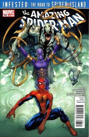 AMAZING SPIDER-MAN #663 (1999 SERIES)