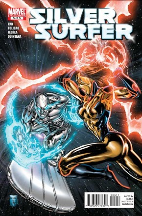 SILVER SURFER #5 (2011 SERIES)