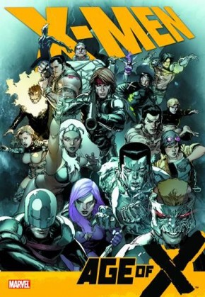 X-MEN AGE OF X GRAPHIC NOVEL