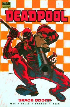 DEADPOOL VOLUME 7 SPACE ODDITY HARDCOVER