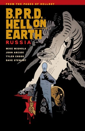 BPRD HELL ON EARTH VOLUME 3 RUSSIA GRAPHIC NOVEL