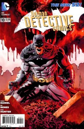 DETECTIVE COMICS #10 (2011 SERIES)