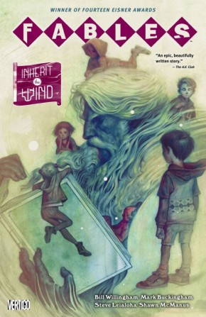 FABLES VOLUME 17 INHERIT THE WIND GRAPHIC NOVEL