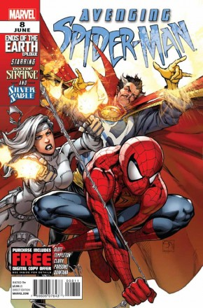 AVENGING SPIDER-MAN #8 (2011 SERIES)