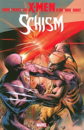 X-MEN SCHISM GRAPHIC NOVEL