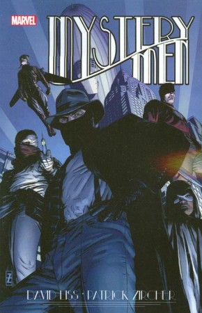 MYSTERY MEN Graphic Novel