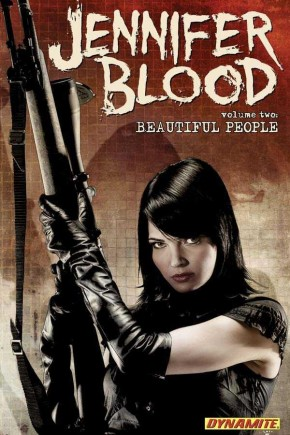 JENNIFER BLOOD VOLUME 2 BEAUTIFUL PEOPLE GRAPHIC NOVEL