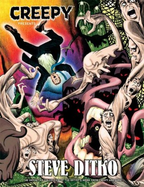 CREEPY PRESENTS STEVE DITKO HARDCOVER