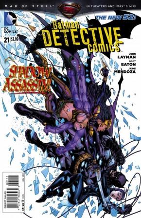 DETECTIVE COMICS #21 (2011 SERIES)