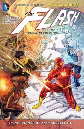 FLASH VOLUME 2 ROGUES REVOLUTION HARDCOVER