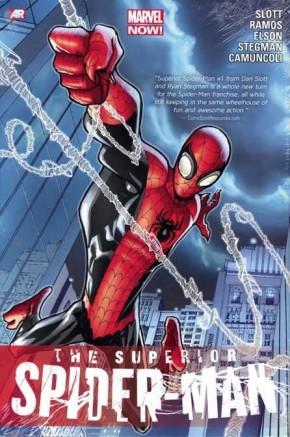 SUPERIOR SPIDER-MAN VOLUME 1 HARDCOVER