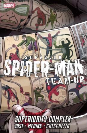 SUPERIOR SPIDER-MAN SUPERIORITY COMPLEX GRAPHIC NOVEL