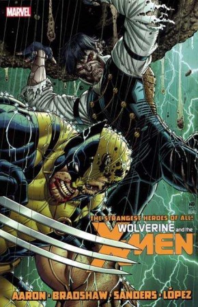 WOLVERINE AND THE X-MEN BY JASON AARON VOLUME 5 GRAPHIC NOVEL