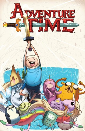 ADVENTURE TIME VOLUME 3 GRAPHIC NOVEL
