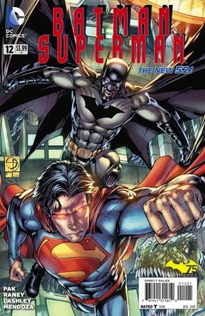 BATMAN SUPERMAN #12 (1 IN 25 INCENTIVE)