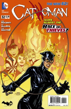 CATWOMAN #32 (2011 SERIES)