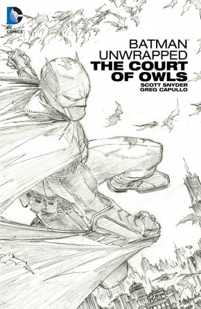 BATMAN UNWRAPPED THE COURT OF OWLS HARDCOVER