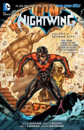 NIGHTWING VOLUME 4 SECOND CITY GRAPHIC NOVEL