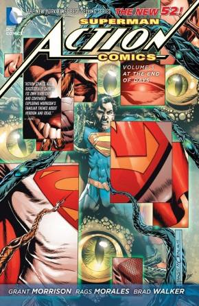 SUPERMAN ACTION COMICS VOLUME 3 AT THE END OF DAYS GRAPHIC NOVEL