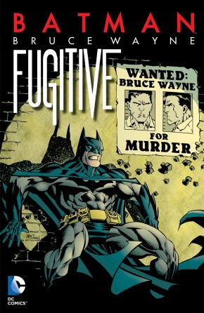 BATMAN BRUCE WAYNE FUGITIVE GRAPHIC NOVEL