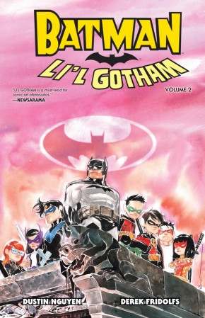 BATMAN LIL GOTHAM VOLUME 2 GRAPHIC NOVEL
