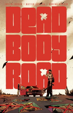 DEAD BODY ROAD GRAPHIC NOVEL