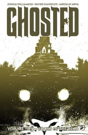 GHOSTED VOLUME 2 BOOKS OF THE DEAD GRAPHIC NOVEL