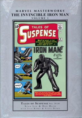 MARVEL MASTERWORKS INVINCIBLE IRON MAN VOLUME 1 (NEW PRINTING)