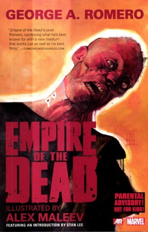 GEORGE ROMEROS EMPIRE OF THE DEAD ACT ONE GRAPHIC NOVEL