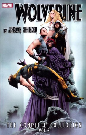 WOLVERINE BY JASON AARON THE COMPLETE COLLECTION VOLUME 3 GRAPHIC NOVEL