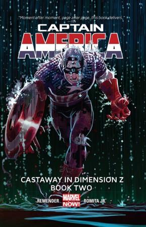 CAPTAIN AMERICA VOLUME 2 CASTAWAY IN DIMENSION Z BOOK 2 GRAPHIC NOVEL